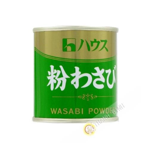 Wasabi en polvo 35 g - Japón