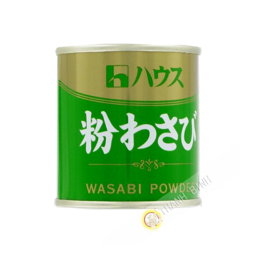 Wasabi in polvere 35 g - Giappone