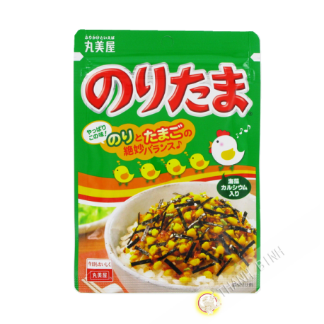 Assaisonnement pour riz chaud 30g - Japon