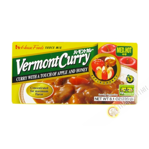 Tablet curry spezie 230g - Giappone