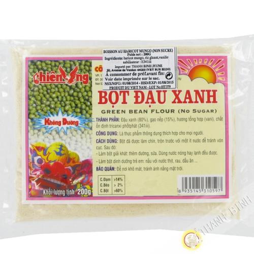 Drink di fagiolo mung (non zuccherato) 200g - Vietnam - in aereo