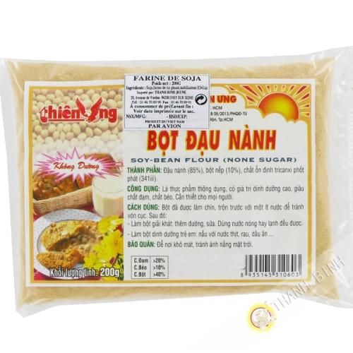 Las bebidas de soja 200 g - Vietnam - avión