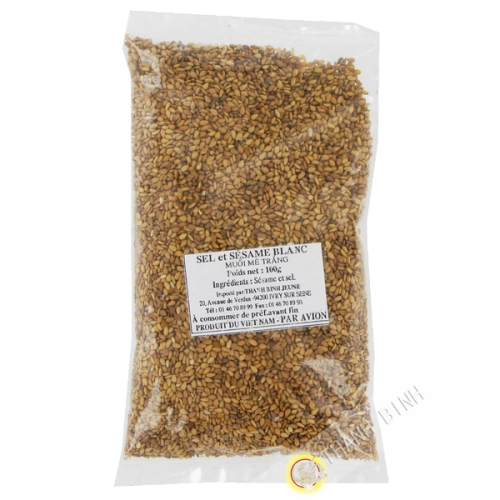 Salt and sesame white 100g - Vietnam - By plane