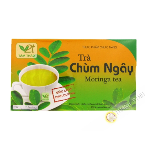 Thé Chum Ngay 20x2g - Vietnam - Par avion