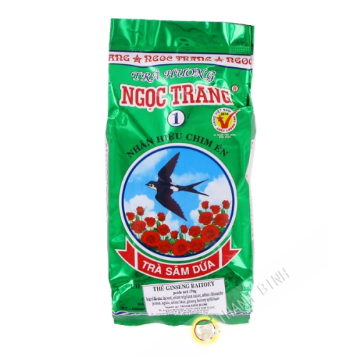 Green tea Ginseng baitoey 70g - Vietnam - By plane