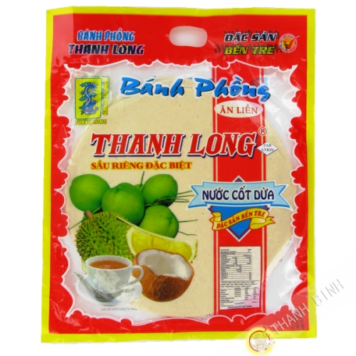 Galette de coco durian THANH LONG 440g Vietnam