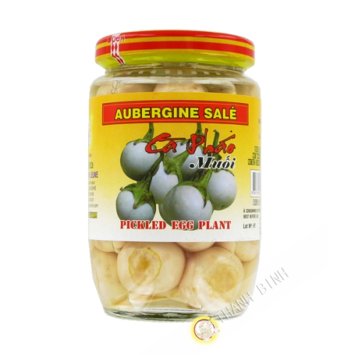 Aubergine salé DRAGON OR 365g Vietnam