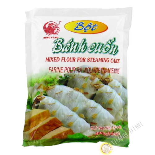 Flour dumplings banh cuon DRAGON GOLD 400g Vietnam
