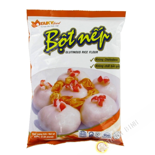 La harina de arroz glutinoso Tai ky 400g - Viet Nam