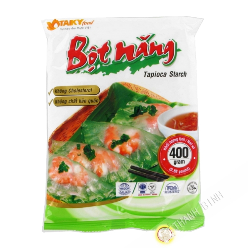 La harina de tapioca Tai ky 400g - Viet Nam