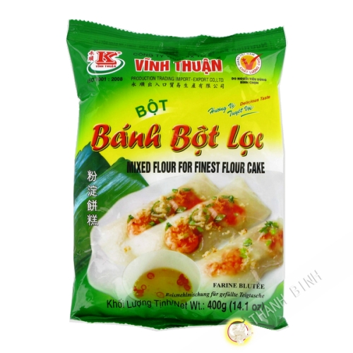 Farine banh bot loc VINH THUAN 400g Vietnam