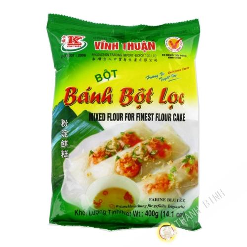 Mehl, banh bot loc VINH THUAN 400g Vietnam