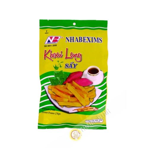 Chips de patate douce NHA BE 100g Vietnam