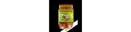 Aubergine pimenté à l'ail DRAGON OR 400g Vietnam