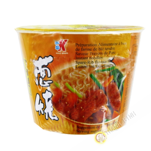 Zuppa di instantanee Kailo attraverso la carne di maiale 120 g CH
