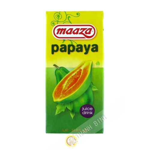 Juice of papaya MAAZA 1L netherlands