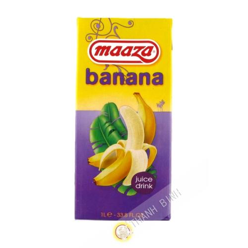 Bananensaft MAAZA 1L niederlande