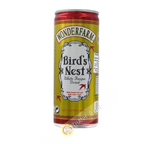 Beber nido de golondrina WONDERFARM 240ml de Vietnam