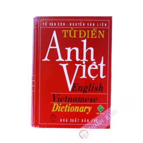 Diccionario inglés-Vietnamita 165000 palabras