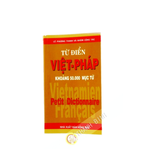 Small Dictionary Vietnamese-French 50 000 words