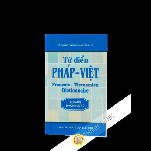 Petit Dictionnaire Français-Vietnamien 50 000 mots