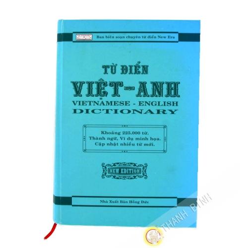 Diccionario Vietnamita-inglés 225000 palabras
