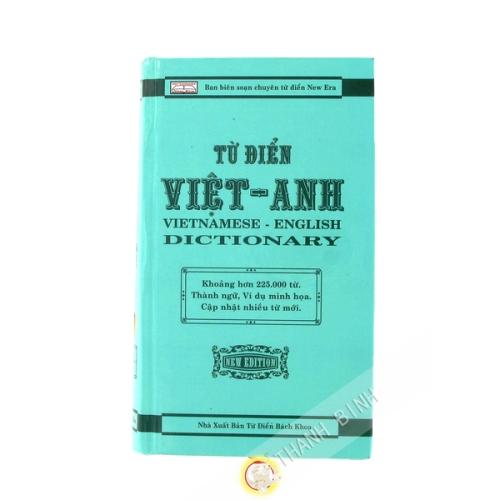 Piccolo Dizionario Vietnamita-inglese parole 225000