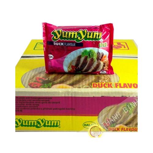 Soupe instantanee Yumyum canard 30x60g - Thaïlande