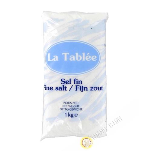 Fine salt 1kg - France