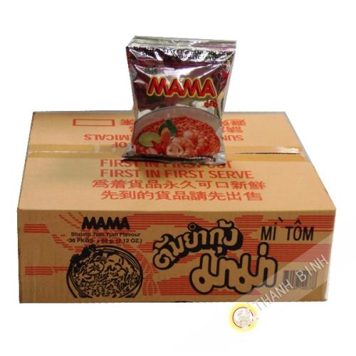 Soupe Mama crevette 30x60g - Thailande