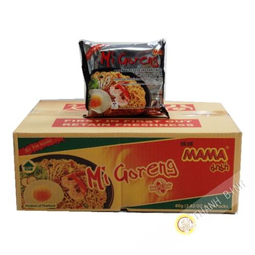 Noodle jumped mama Mi-Goreng 70g - Thailand