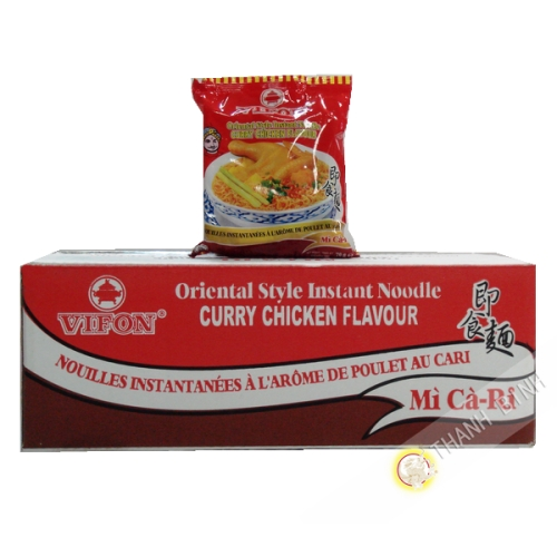 Soupe poulet curry Vifon 30x70g - Viet Nam