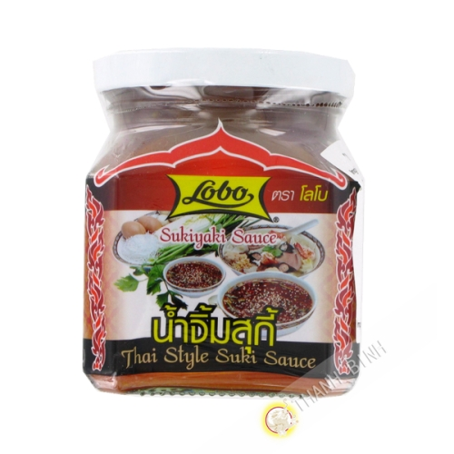 Salsa Sukiyaki Lobo 260g - Tailandia