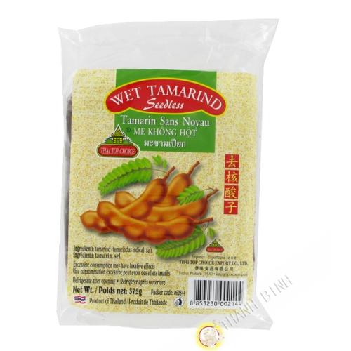 Tamarind acid without core THAI TOP CHOICE 375g Thailand