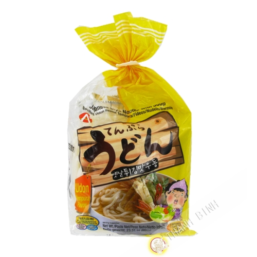 Noodle tempura udon 660g - Corea