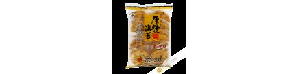 Crackers rice seaweed WANT WANT 160g Taiwan