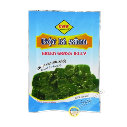 Gelatina verde in polvere 7,5 g