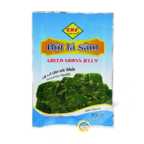 Gelee grün pulver 7,5 g
