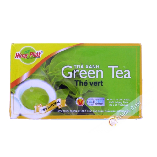 Green tea 50g - Vietnam - By plane