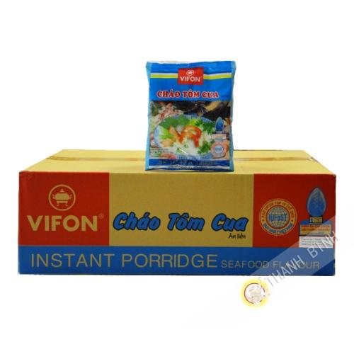 Sopa de arroz de cangrejo y camarones Vifon 50x50g - Viet Nam