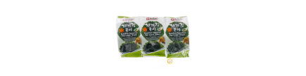 Algue préparation Wasabi HOSAN 3x4.5g Corée