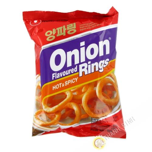 Chip onion épicé 40g - Corée