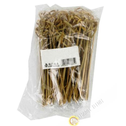 Pik-bambus verziert - China