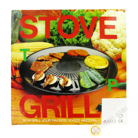 Stove top grill 113 - China