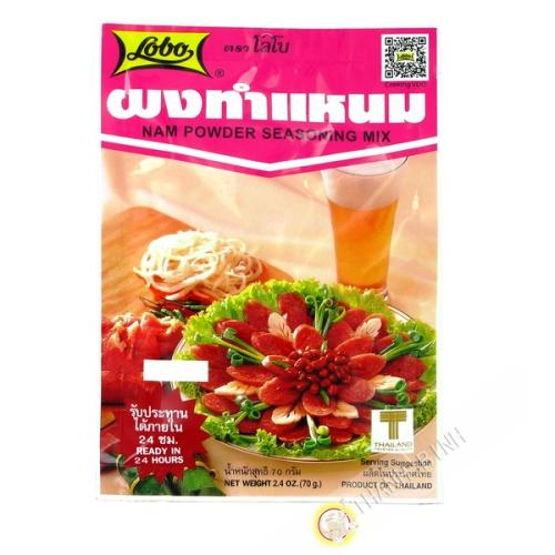 Condimento en polvo nem chua 70g