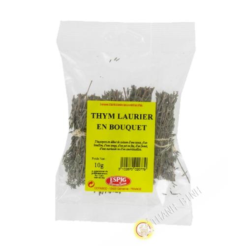 Thyme Laurel integer 10g