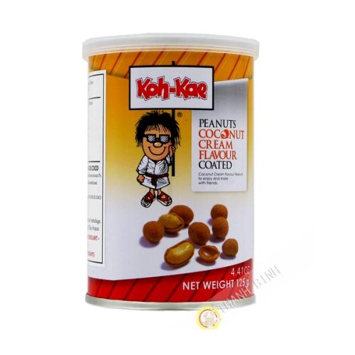Di arachidi, noce di cocco 125 gr di