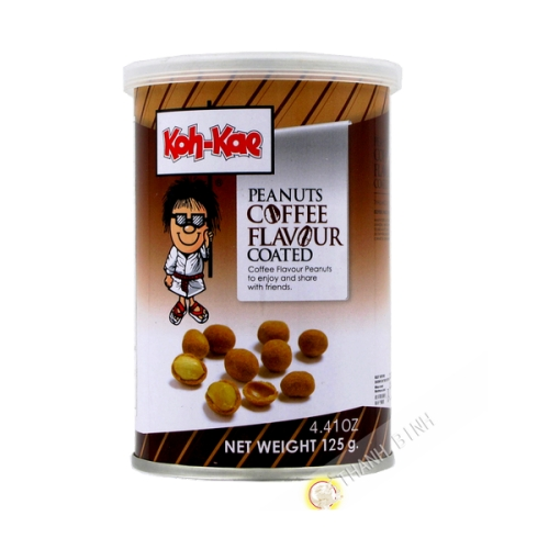 Cacahuète goût café 125g
