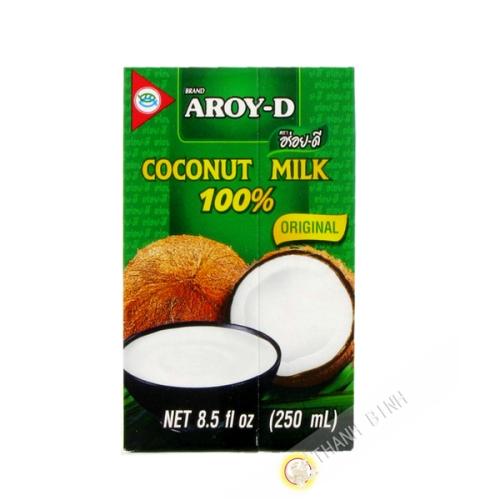 Crema de coco uht 250ml