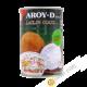 Lait de coco dessert AROY-D 400ml Thailande